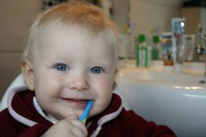teeth cleaning, pediatric dentist