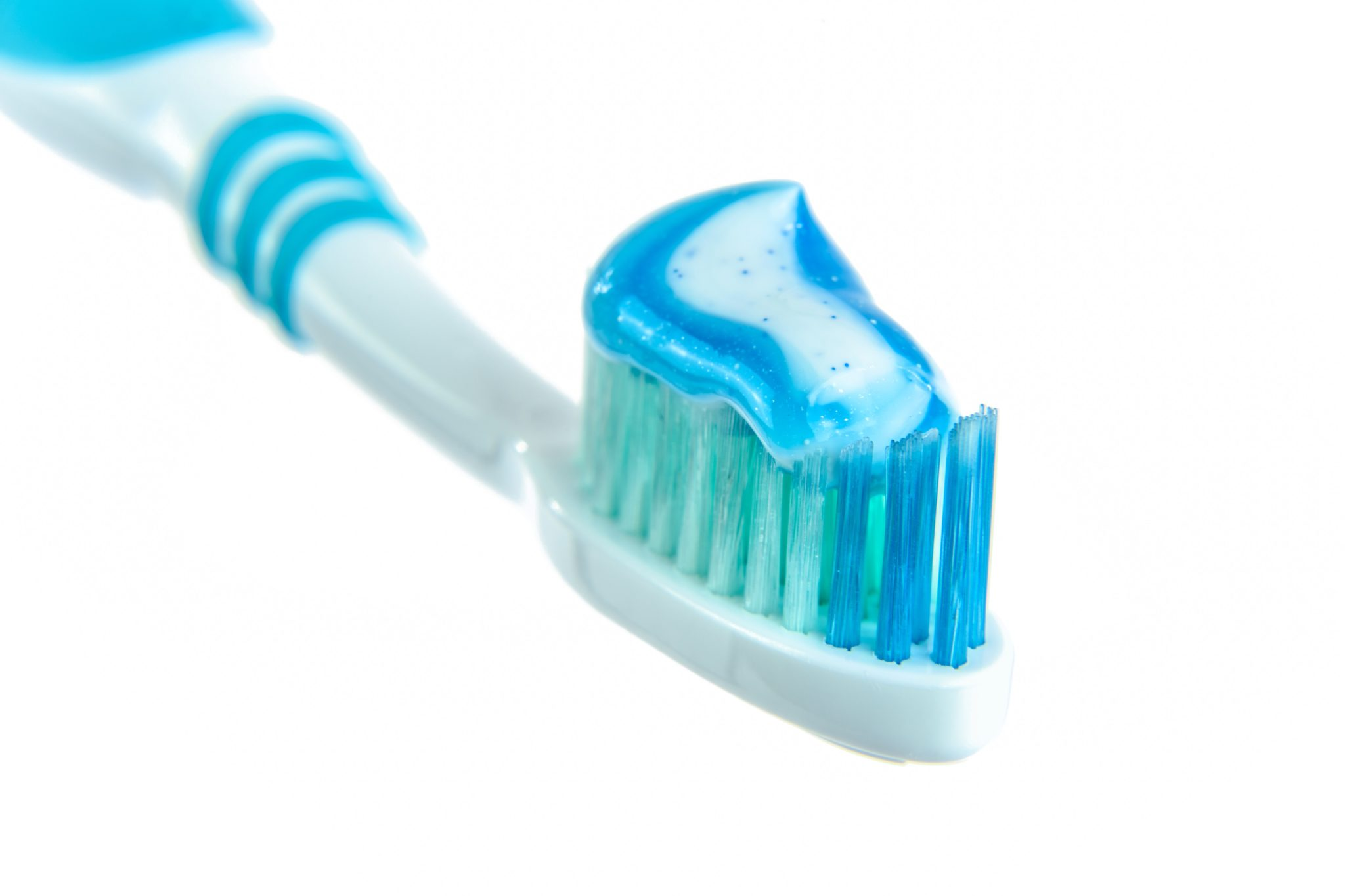 Do Children Really Need Root Canals - brush teeth