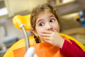 autistic children at the dentist
