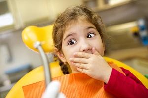 autistic children at the dentist