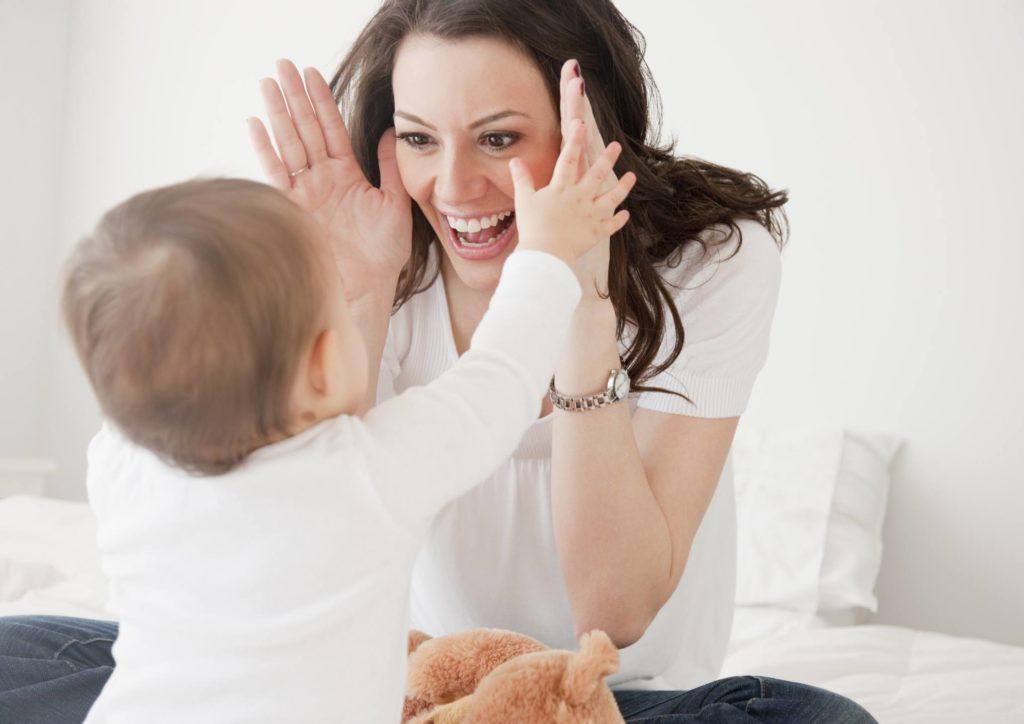Dentistry for kids - peek a boo copycat