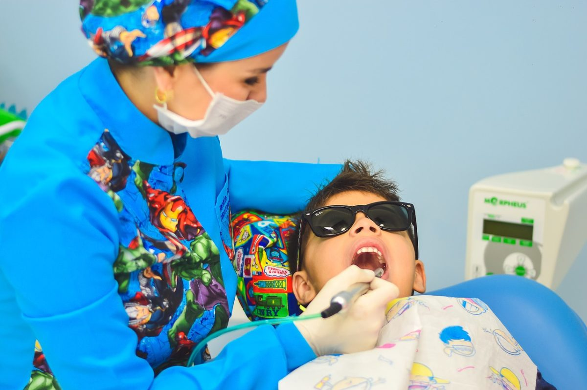 Making Dental Care For Kids Fun