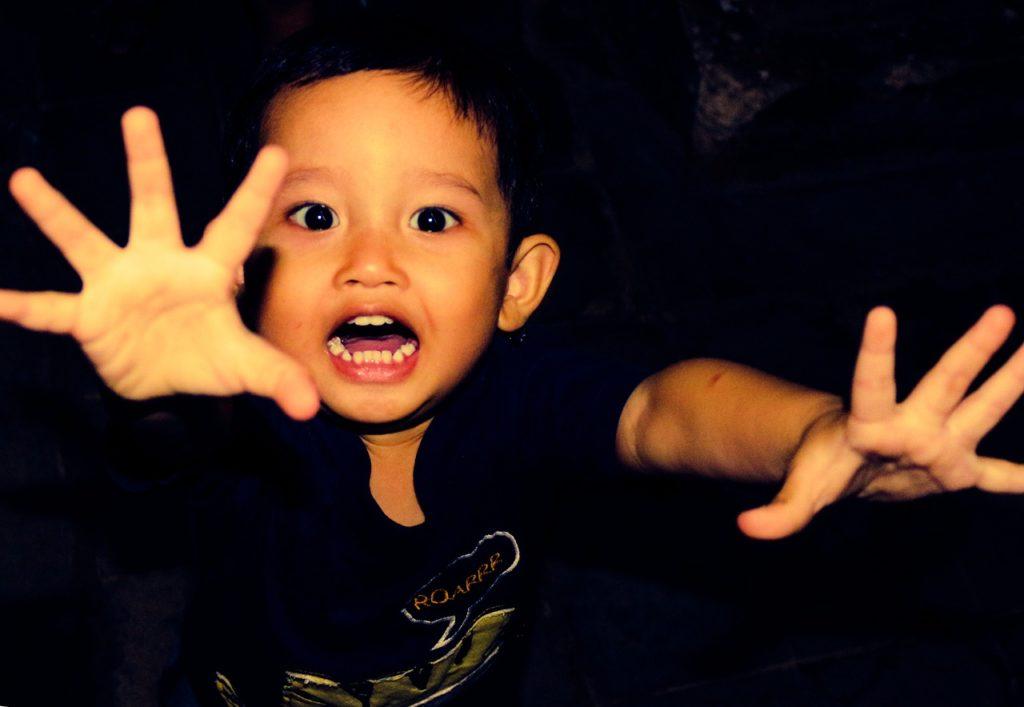 pediatric dentist - make animal sounds