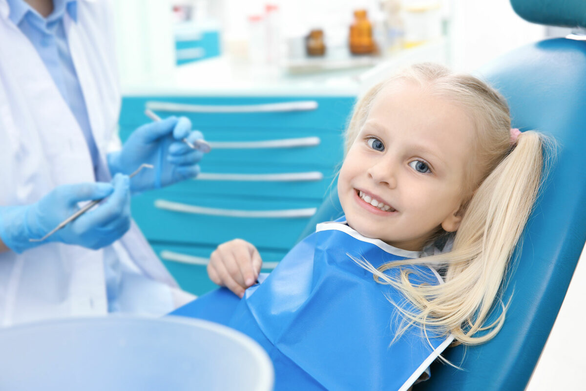 Your Child's First Dental Exam - Kids Dentist Appointments in San Diego 2